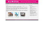 Almera - predaj, montáž zabezpečovacej a výpočtovej techniky nielen v okolí Žiar nad Hronom