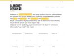 Almighty Design | Met den Ancxt Bram – grafisch ontwerper