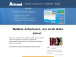 Almond majandustarkvara, POS, intranet, kassa