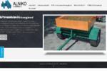 Alniko OÜ - Metallitööd Alniko OÜ