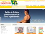 Lojas de Bebê Online - Alô Bebê Artigos Infantis