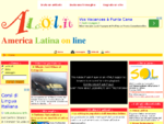 America latina on line