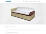 Alovita | Daugiafunkcinė slaugos lova su šoninio pavertimo funkcija