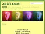 Auf der Website zur Alpaka-Ranch in Magersdorf finden Sie viele Informationen zum Thema Alpaka.
