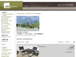 alpgranit - living outdoor - edle Gartenmöbel