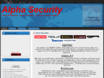 ALPHA-SECURITY-Ιδιωτική επιχείρηση παροχής υπηρεσιών ασφάλειας, Συστήματα ασφάλειας, 24ωρο κέντρο ..