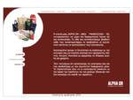 Η εταιρεία ALPHA GR αντιπροσωπεύει το χώρο του διαφημιστικού δώρου και συσκευασίας