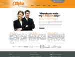 Alpha IT Solutions | Alpha IT Solutions