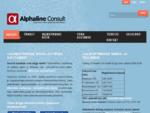Valmisfirmad, valmisfirmade müük. Firma kohe kätte - ALPHALINE CONSULT | Avaleht