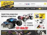 Μοντελισμός, ΤηλεκατευθυνόμεναAlphasport RC Models| Model Shop in Greece
