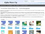 Alpha Wave Oy - Nettikauppa