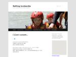 Rafting e altri sport
