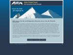 AGT | Alpin Global Trend - Das innovative Fonds-Konzept