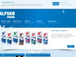 Alpsko mleko je stalnica v slovenskih domovih že vse od leta 1967. Ni ga potrebno prekuhavati, hra