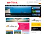 Alp Reisen AG | PAUSCHALREISE, HOTEL, FLUG, TRANSFER, MIETWAGEN, BLAUE REISE, AUSFLàœGE, KRE