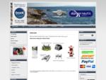 Alpuna Onlineshop - Wassersport, Hundeboxen und Aquarien