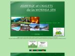 Auberge et Chacirc;lets de la WORMSA (Metzeral) - SITE OFFICIEL