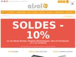 Store Banne, Pergola Bioclimatique et Fermeture - Alsol. fr