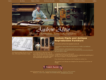 Antique Furniture Restorations Reproductions - Andrew Alstin Furniture, Antique Reproduction Furnit