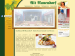 Alt Nauendorf eine Gaststätte aus Finsterwalde