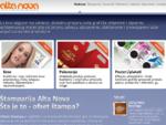 Štamparija Alta Nova, ofset štampa, katalog, brošura