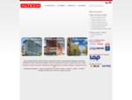 AlteCh Mladá Boleslav - výrobce - lehké obvodové pláště, plastová okna, plastové dveře