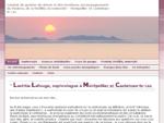 Accueil - Laetitia Lafouge, sophrologue à Montpellier et Castelnau-le-Lez