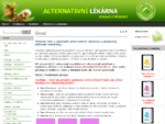 Úvod - Alternativní lékárna