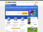 Spazio web gratis, hosting php mysql | Altervista