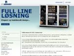 Brugte kvalitetsautomater til skoler, caf233;er, virksomheder m. v.