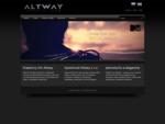 ALTWAY. sk   Kreatívny tím - video, foto a hudobná produkcia; reklama a marketing; webdizajn, gra