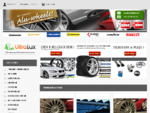 Hos Alu-wheels finder du de bedste priser på de sejeste fælge og dæk.