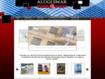 ALUGUIMAR - Industria Metálica balcones, barandillas de escalera, celosias, cerramientos de terra