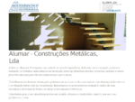 Alumar - Construções Metalicas, Lda - A Alumar dá Corpo à sua Imaginação.