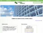 Carpintería de aluminio Sevilla. Aluminios Andeal