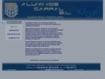 INICIO - Aluminios Carpal S. L. - Carpintería - Cristaleria