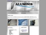 Carpintería de aluminio Lleida - Aluminis Lleida