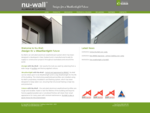 Nu-Wall Aluminum Cladding