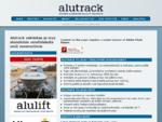 alutrack - Modern aluminium raillift for boats