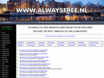 Alwaysfree. nl - The World of the Free Websites in Amsterdam