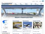 Alexandroupolis International Airport Democritus