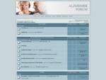 Forum dla osób chorych na Alzheimera oraz demencje starczą. Forum dla osób przewlekle somatycznie c
