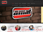 Home - Advanced Martial Arts Fitness
