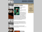 Amanda Howard - True Crime Author, Fiction Writer and Consultant