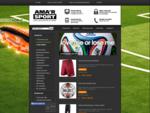 AMA'R SPORT - Sportsbutik på Amager