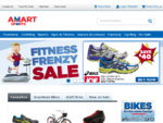 Amart Sports - gym, fitness sports equipment, footwear, cricket, soccer, football and more of