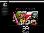 Eric Amato, designer sur Casques vous présente sa collection de casques réalisés pour les plus g...