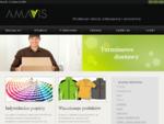 AMAVIS - producent odzieży reklamowej i zawodowej. koszulki, polary i kurtki reklamowe, kurtki s