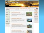 Dovolená na míru, letenky, ubytování, půjčovna aut - Amazing Tour CZ