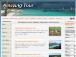 Dovolenka na mieru, letenky, ubytovanie, požičovňa áut - Amazing Tour SK
